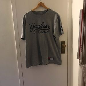 Nike Yankees Baseball t shirt